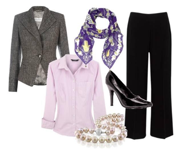 Tips Penting Memilih Pakaian Untuk Interview Bagi Wanita 79dc04c46e